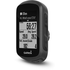 Garmin Edge 130 Navigation Mountain Bike Bundle svart